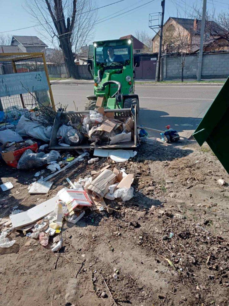 Lucrări din domeniul locativ - comunal din sectorul Botanica (05.04 - 10.04.2021)