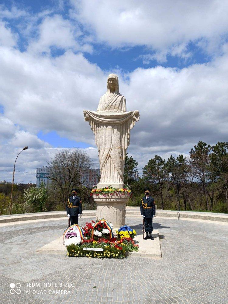 Mitingul de comemorare a participanților la lichidarea consecințelor avariei nucleare de la Cernobîl